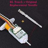 ※ 1. BLTouch es una especie de sensor semiconductor y un componente electrónico para impresoras 3D. ※ 3. BLTouch es un sensor de nivelación automático para impresora 3D, con el que se puede medir la inclinación de la superficie de la cama. Se puede u...