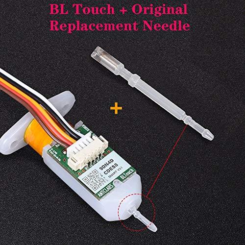 ANTCLABS Original BL TOUCH V3.1 + BLTouch Push-Pin Intelligenter automatischer Nivelliersensor mit Ersatznadel für 3D-Drucker
