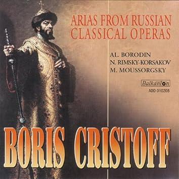 Boris Christoff - Arias form Russian Classical Operas
