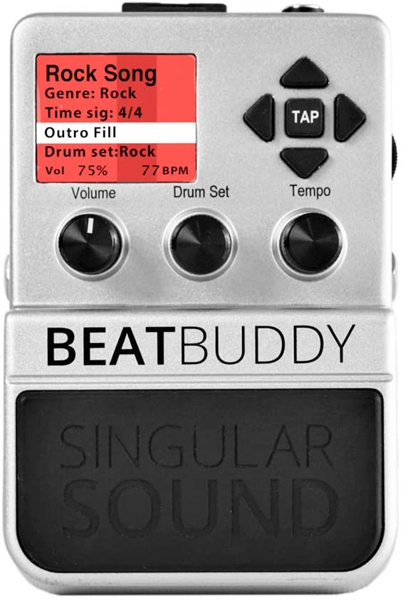 BeatBuddy the Only Drum Machine That and sounds Selling rankings is To Easy New Free Shipping Human