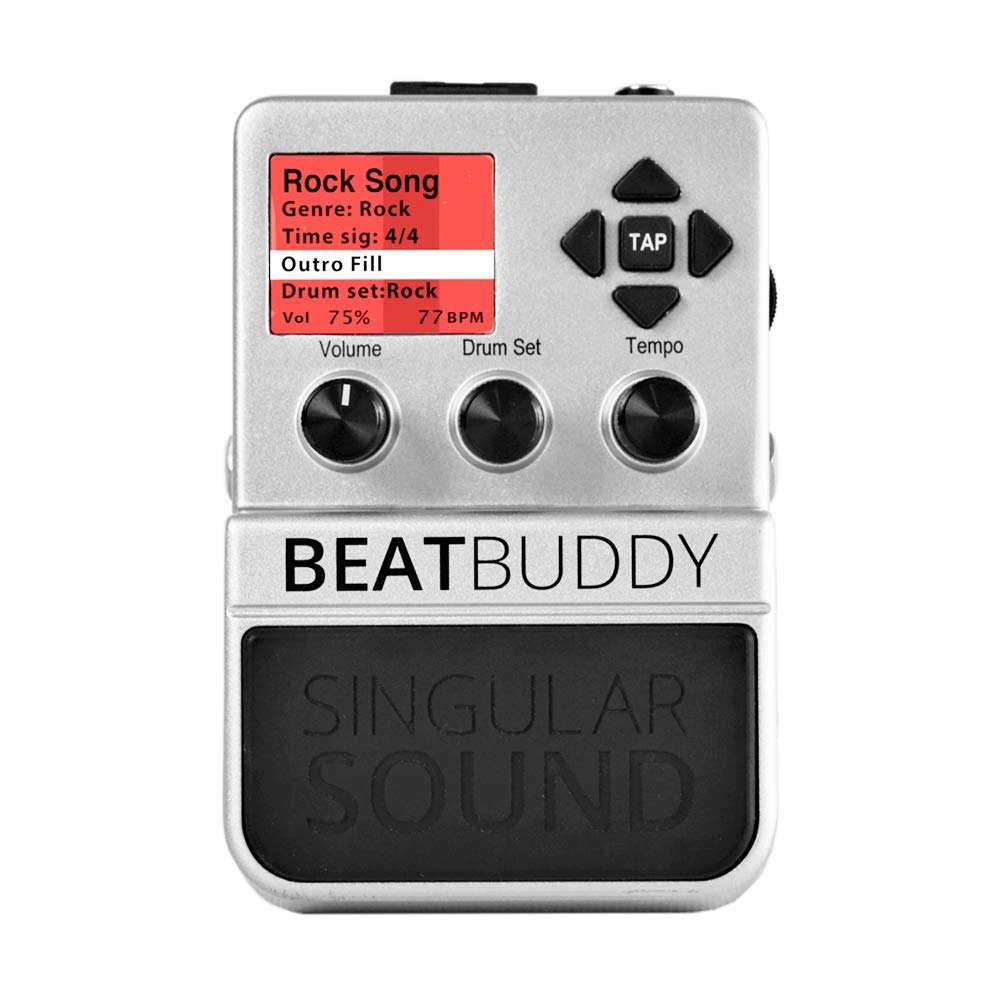 Singular Sound BeatBuddy Guitar Machine