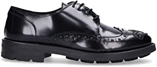 MOHAI Luxury Fashion Womens BRE18BLACK Black Lace-Up Shoes | Fall Winter 19