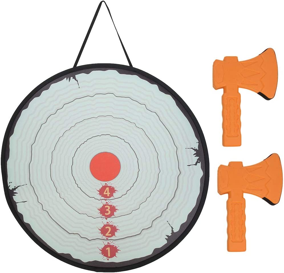 Foam Ranking TOP6 Axe Throwing Game A surprise price is realized Outd Parent‑Child Interaction Indoor