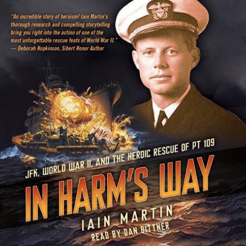 In Harm's Way copertina