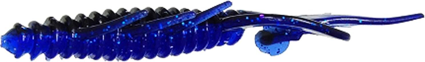 Gene Larew Biffle Bug 4 1/4 inch 8 pack Soft Plastic Creature Bait