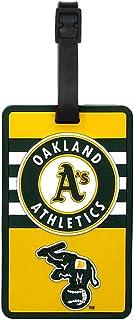 aminco Oakland Athletics - MLB Soft Luggage Bag Tag