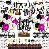 Wizard Geburtstagsfeier Dekoration, Magic Harry Theme