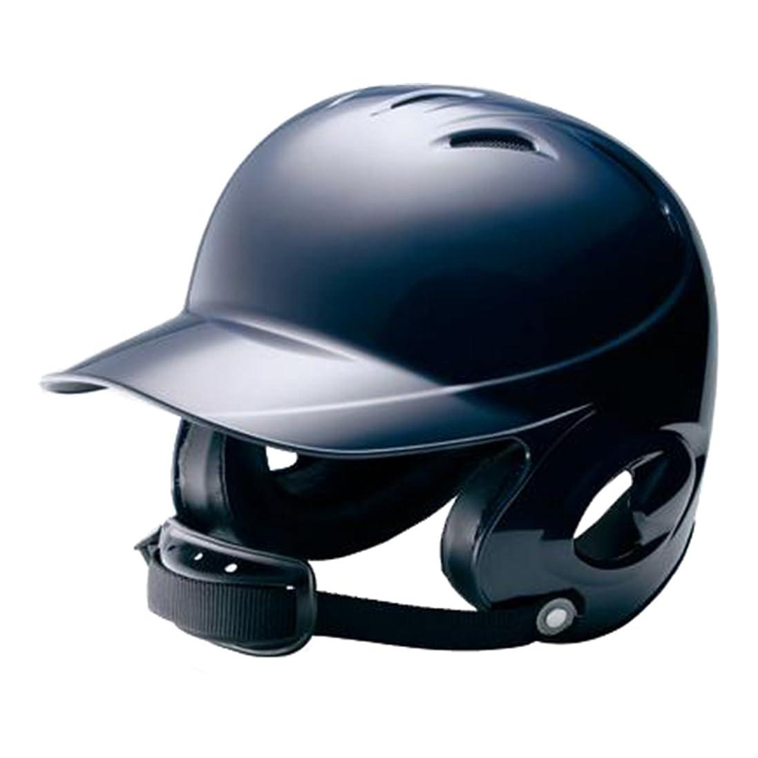ウェーハちなみにアンティークミズノ 少年硬式用ヘルメット 両耳 2HA788 14M