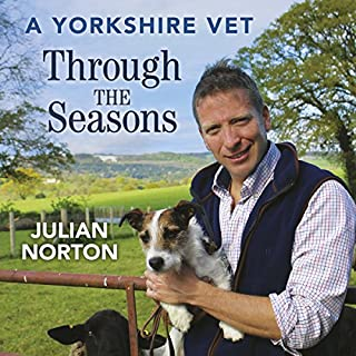 A Yorkshire Vet Through the Seasons cover art