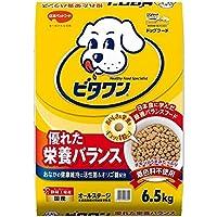 (まとめ買い)ビタワン 6.5kg 犬用 ドッグフード 【×3】