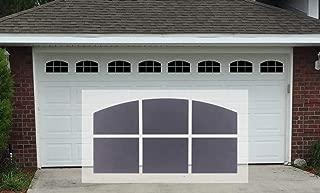 garage door window kit