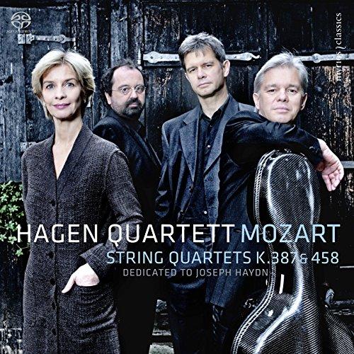 Mozart: String Quartets K387/4