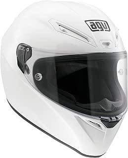 AGV Veloce Adult Helmet - White/Large