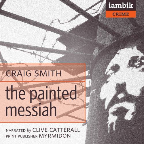The Painted Messiah audiobook cover art