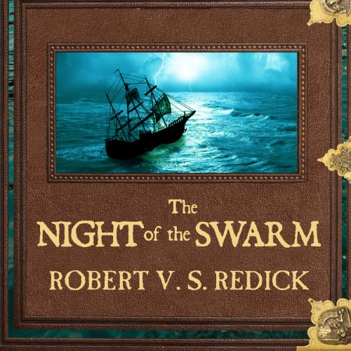 The Night of the Swarm audiobook cover art
