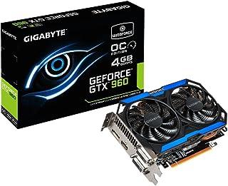 GIGABYTE ビデオカード GEFORCE GTX 960搭載 ショート基板モデル GV-N960OC-4GD