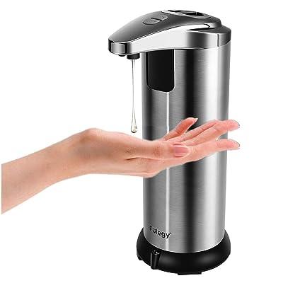 Fulegy Automatic Soap Dispenser,Upgraded Versio...