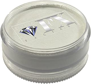 Diamond FX Essential Face Paint - White (90 gm)