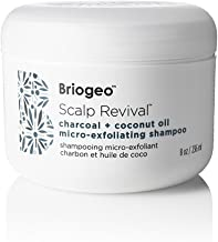 product image for Briogeo Scalp Revival Charcoal and Coconut Oil Micro-Exfoliating Shampoo, 8 Ounce