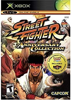 Street Fighter Anniversary Collection (Renewed)