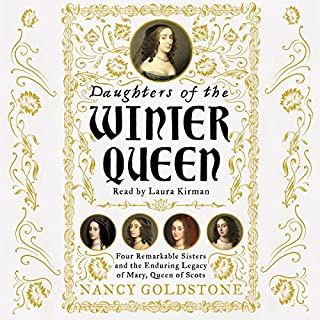Daughters of the Winter Queen cover art