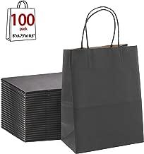 Best black plastic bags with handles Reviews