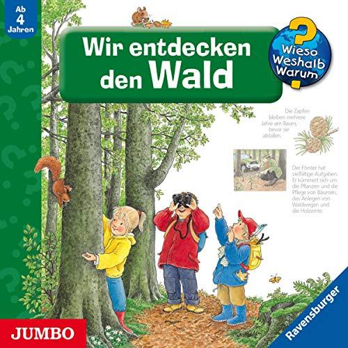Wir entdecken den Wald Titelbild