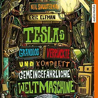 Teslas grandios verrückte und komplett gemeingefährliche Weltmaschine Titelbild