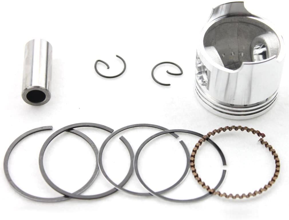 GOOFIT 39mm Popular products Piston Kit Max 57% OFF Assembly for D Horizontal ATV Engine 50cc