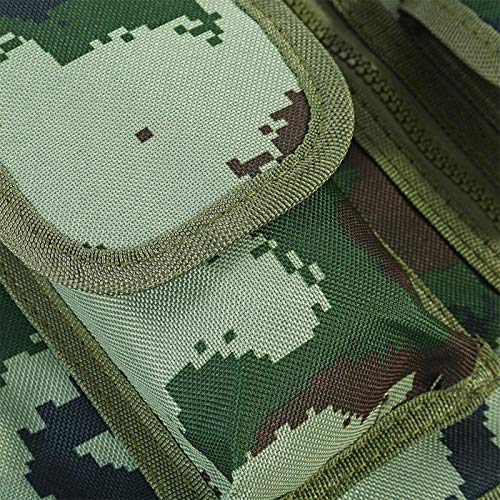 Vcriczk Chaleco para niños Transpirable de Dos tamaños (S/L), Chaleco de Caza para niños Duradero, Chaleco de(Armed Police Camouflage, L)