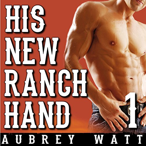 His New Ranch Hand audiobook cover art