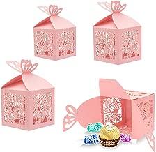 30 cajas de regalos para bodas, cumpleaños, baby shower, comunión, fiesta de graduación, Navidad o varias ocasiones, caja para chocolates, dulces, chocolates, pequeños obsequios