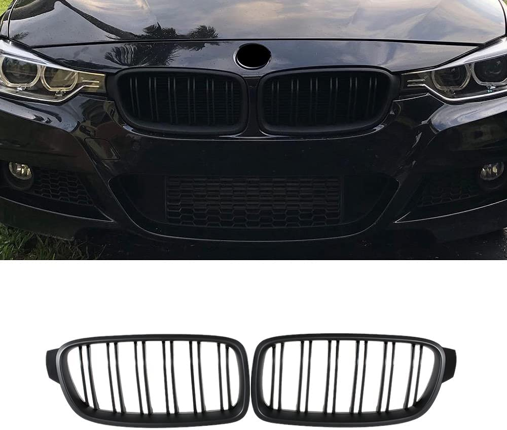 LDG F30 Grill for 3 Series F31 Free shipping Black Genuine 2012-2018 Kidney