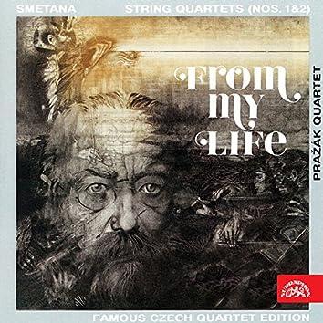 Smetana: From My Life