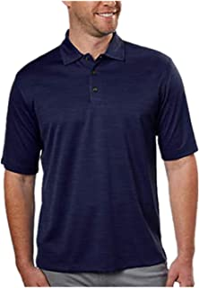 Performance Polo Shirts Men Moisture Wicking Active Golf Polo (Variety)