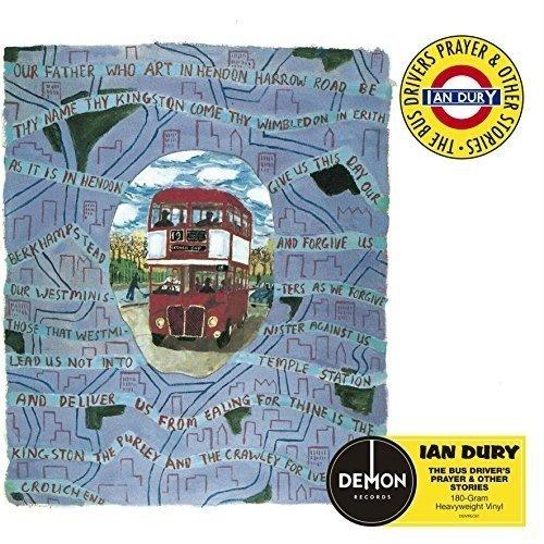 The Bus Driver's Prayer [Vinyl LP]