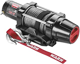 New Warn VRX 4500 lb Winch With Synthetic Rope & Model Specific Mount - 2013-2017 Arctic Cat Wildcat Trail 750 UTV