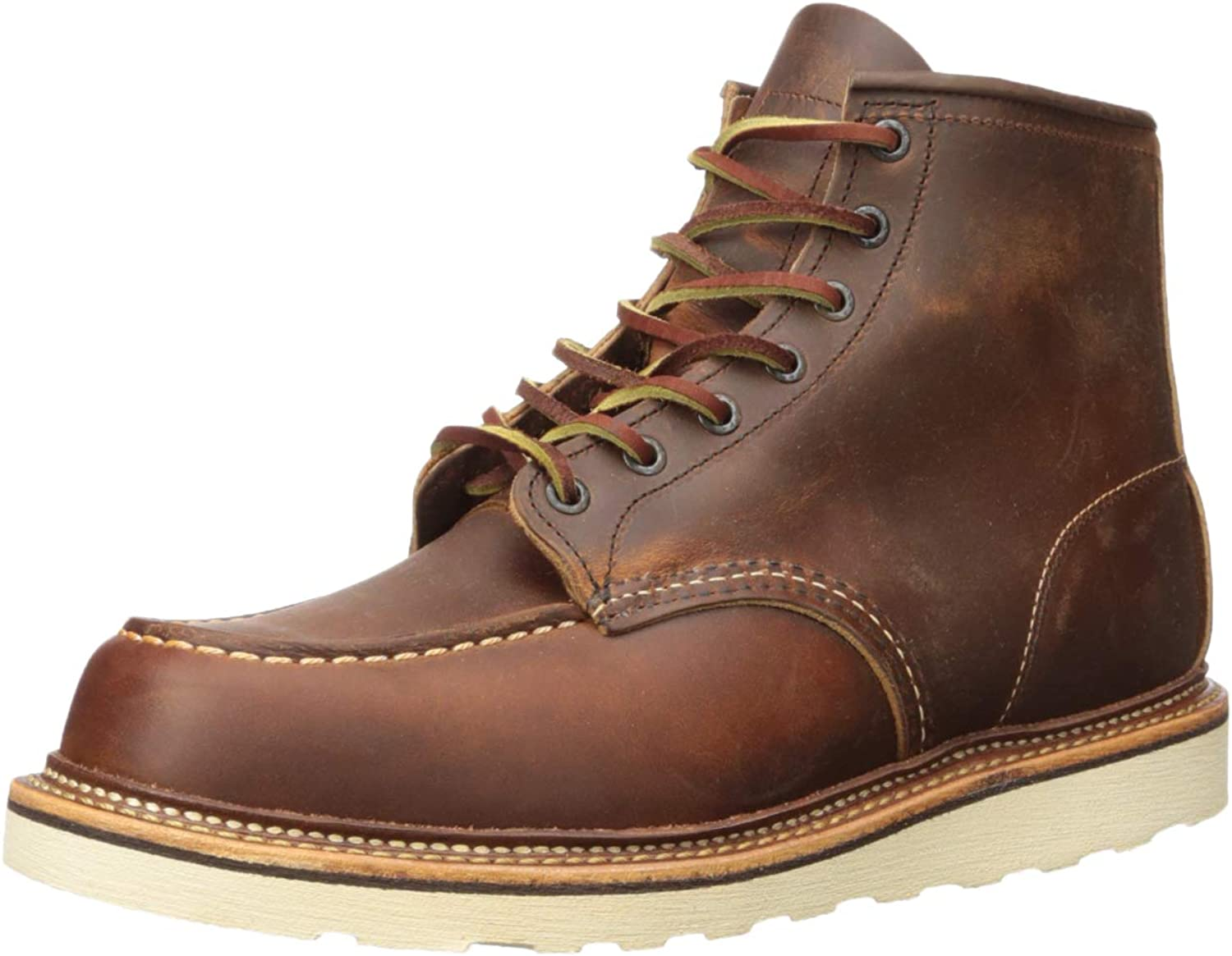 Red Wing Heritage Men's Moc 6  Boot