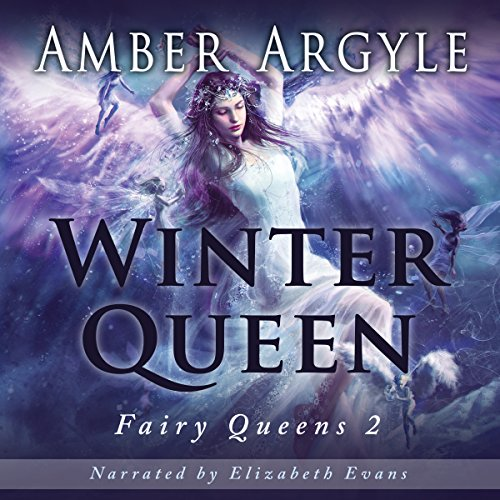 Winter Queen audiobook cover art
