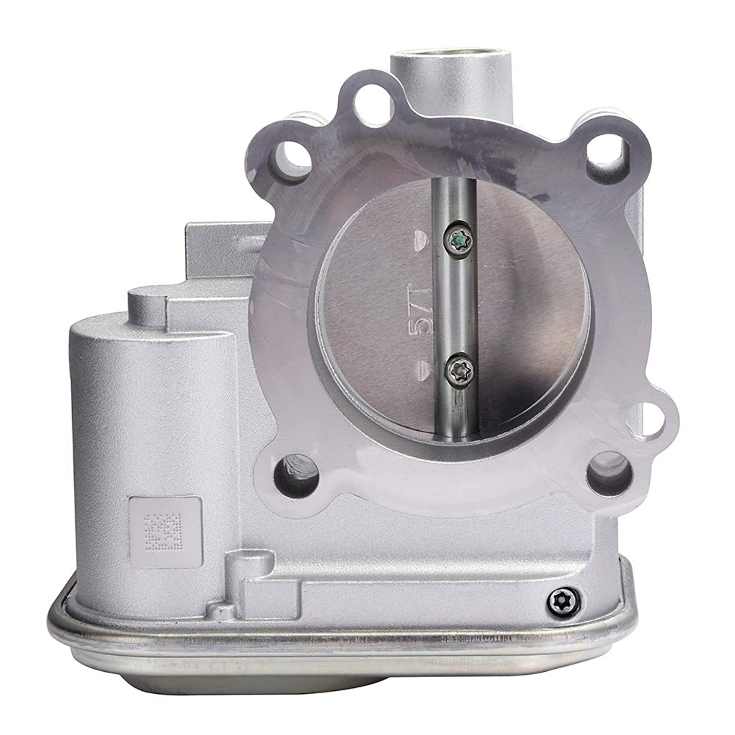 ECCPP Electric Throttle Body Air Control Assembly Fit 2007-2010 Chrysler Sebring /2007-2012 Dodge Caliber /2009-2017 Dodge Journey /2007-2017 Jeep Compass OE 4891735AC, 4891735AB, 4891735AA