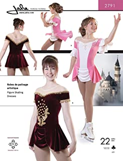 princess figure skating dress