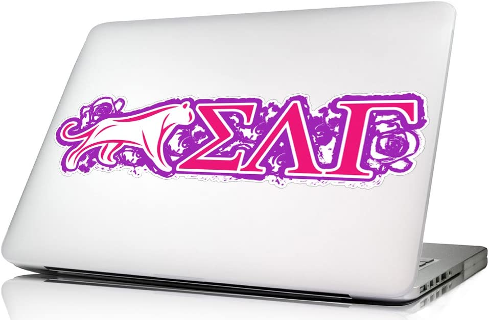 Sigma Max 79% OFF Opening large release sale Lambda Gamma - Laptop Wall Decal Skin