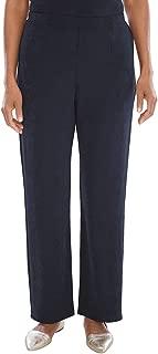 Best petite slacks elastic waist Reviews