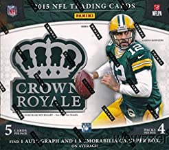 2015 panini crown royale football