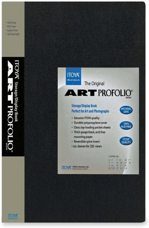 Itoya UrsprŸngliche Kunst PROFOLIO 9X12 24 Sleeves Sleeves Sleeves B004O7LSK6 | Für Ihre Wahl  d07b9f