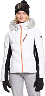 Roxy Womens Snowstorm Snow Jacket for Women Erjtj03212