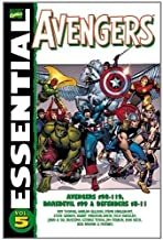 Essential Avengers TPB (1998- 1st Edition) #5