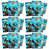How to Train Your Dragon Ultimate Party Favors Packs -- 6 Sets with Stickers, Coloring Books and More (Party Supplies)