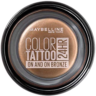 Maybelline New York Tattoo 24H Sombra de Ojos, Tono: nº35 On and On Bronze