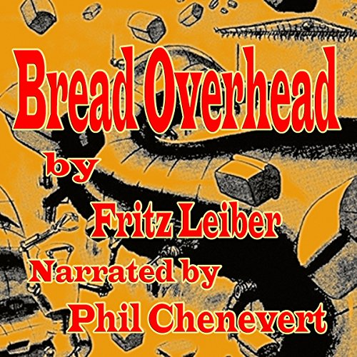 Bread Overhead audiobook cover art